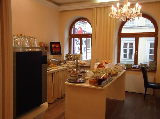 Hotel Beethoven Wien: Breakfast