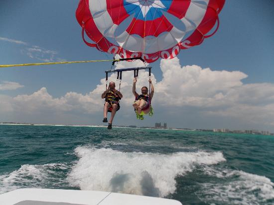 Just Chute Me Parasail : Take-off!