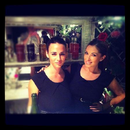 Woburn Sands, UK: Jenna & Amanda
