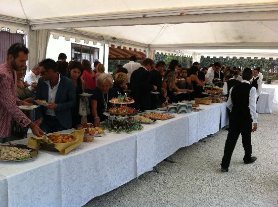 Ristorante Pizzeria CucinAntonia : buffet