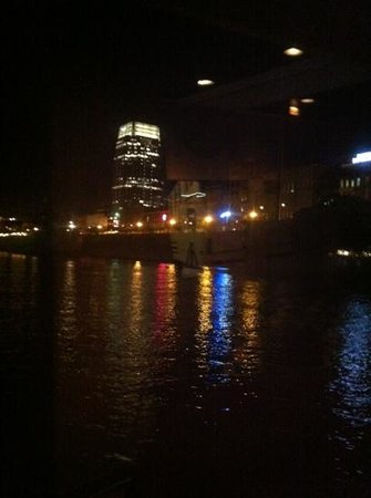 General Jackson Showboat: Nashville lights on the Cumberland river