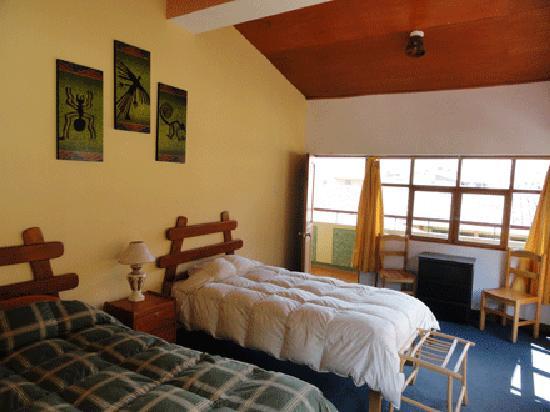 Inka Paradise Hotel: Habitacion Familiar