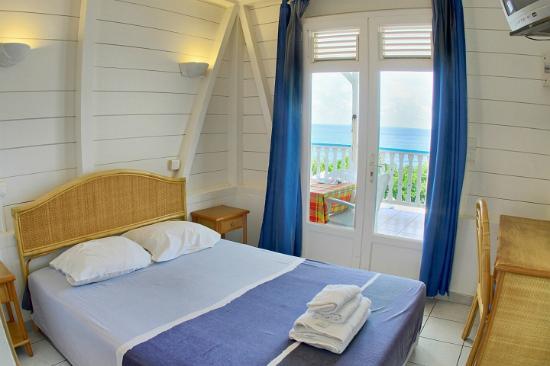 Residence Oceane Hotel : Chambre 4 personnes avec séparation