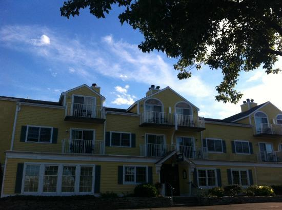 Saybrook Point Inn & Spa: Outside view