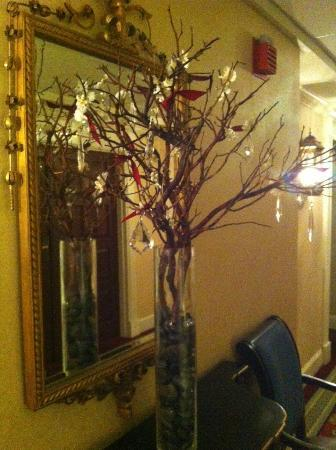Saybrook Point Inn & Spa: Beautiful hallway decor