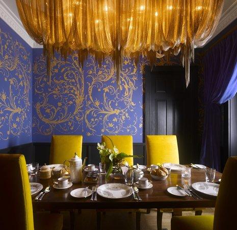 Adria Boutique Hotel: Blue Room