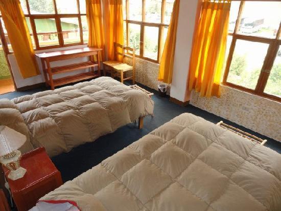 Inka Paradise Hotel: Twin room