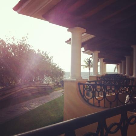 Secrets Capri Riviera Cancun: vista desde la habitación 151