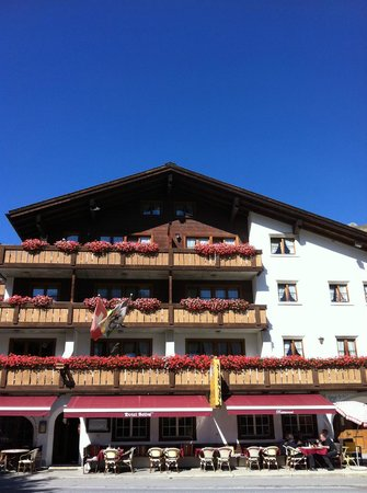 Photo of Hotel Soliva Sedrun