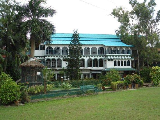 Nirala Resort: Main Building