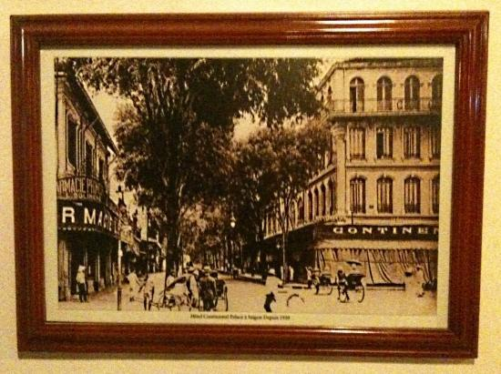 Hotel Continental Saigon: The Hotel in the 1920s