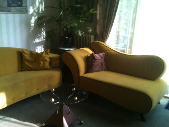 Hotelvilla Imhof: The Sitting Room