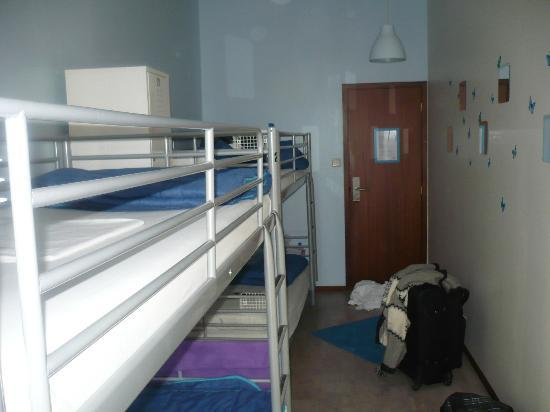 Porto Downtown Hostel: my room