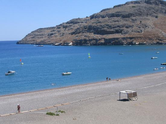 TUI Sensimar Lindos Bay Resort & Spa: La spiaggia