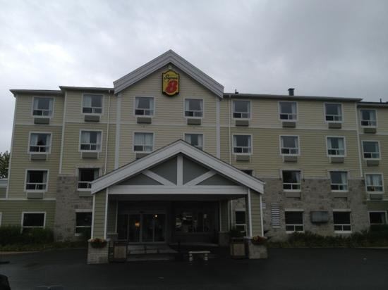 Super 8 Peterborough: Super 8 Hotel