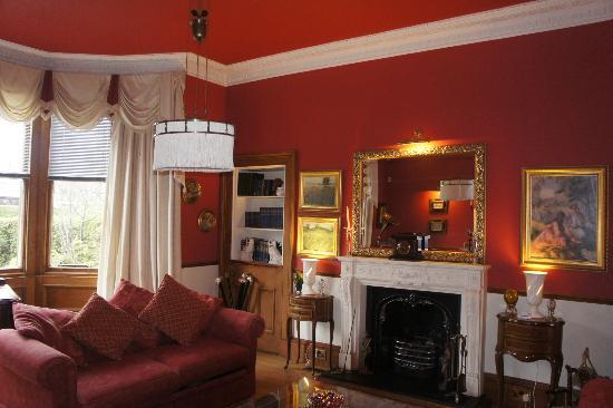 Number 45 Bed & Breakfast: sitting room