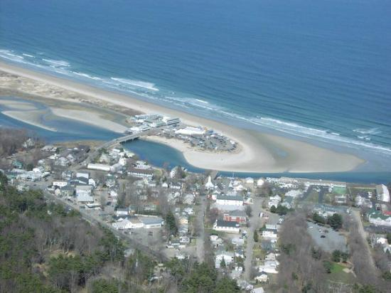 Ogunquit Beach Inn: east village location! Walk to beach and marginal way