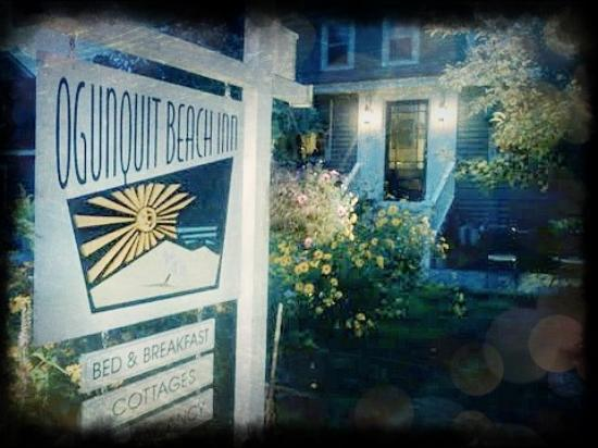 Ogunquit Beach Inn: Welcome!