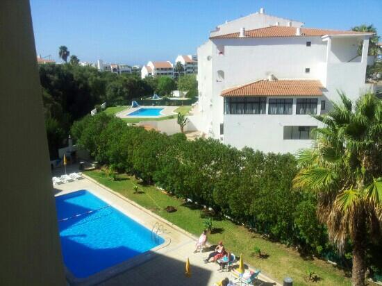 EiraSol: view from balcony