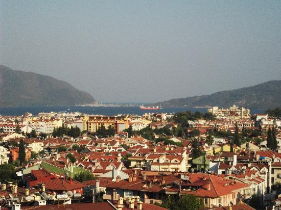Lunamar Apartments: view of marmaris