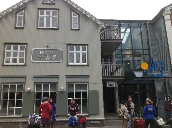 Hotel Reykjavik Centrum : Centrum Hotel Reykjavik