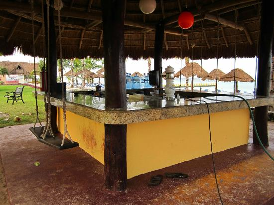 Allegro Cozumel: beach bar