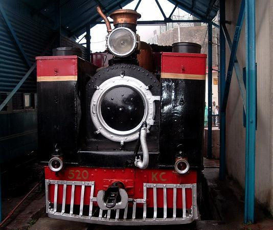 Kalka - Shimla Railway: The last steam engine which operated in this line
