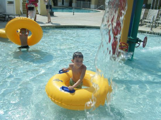 Sheraton Broadway Plantation Resort Villas: Kiddie pool