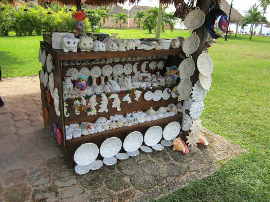 Allegro Cozumel: crafts for kids