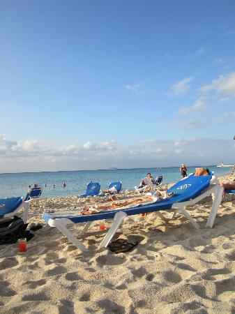 Allegro Cozumel: good beach