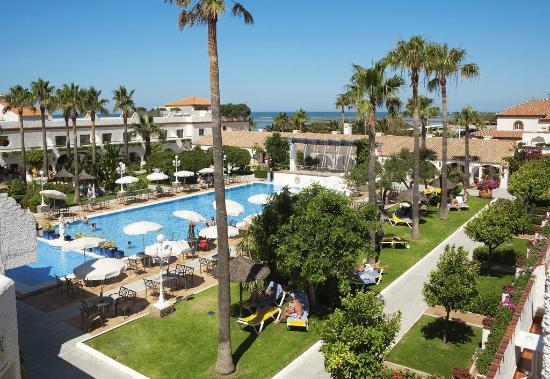 Hotel Duque De Najera Costa De La Luz