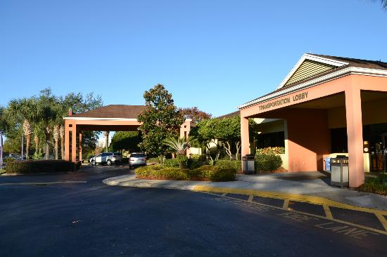 Courtyard by Marriott Orlando Lake Buena Vista at Vista Centre : Hotel