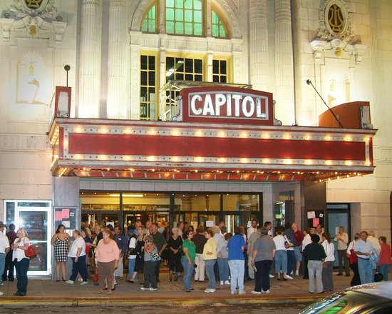 Capitol Theatre in Wheeling, WV