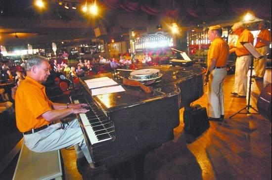 Bonnie Castle Resort: Ragtime Jasstime Festival