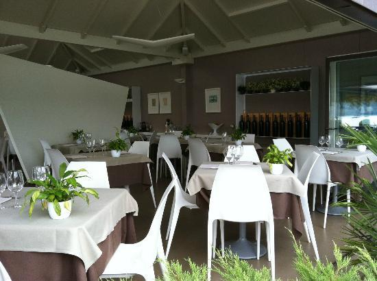 Ristorante Imbarcadero: Indoor dining room