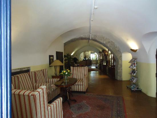 Radisson Blu Hotel Altstadt, Salzburg: Reception/Lobby