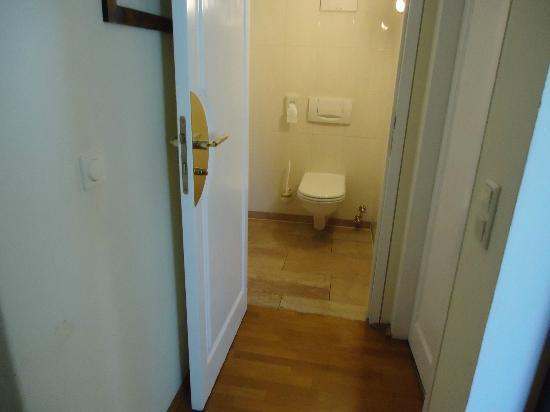 Radisson Blu Hotel Altstadt, Salzburg: WC