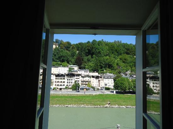 Radisson Blu Hotel Altstadt, Salzburg: View