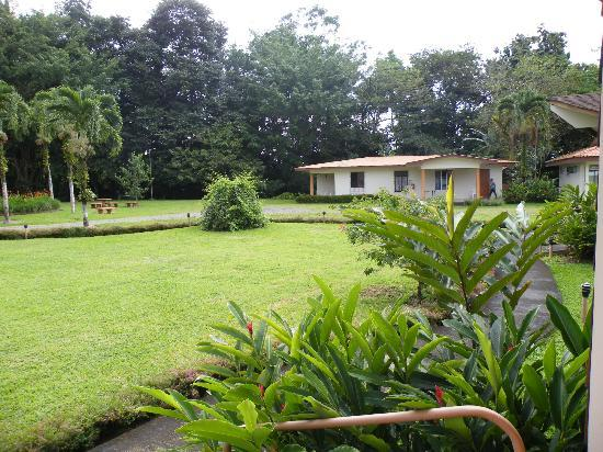 Eco Arenal Hotel: The lodging grounds
