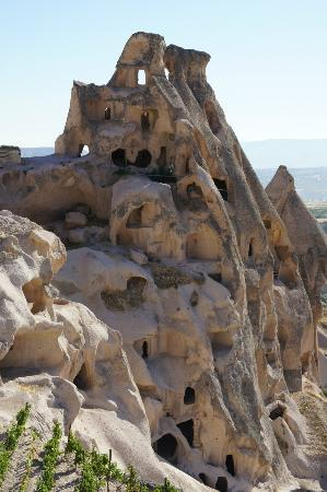 Argos in Cappadocia: the killer view