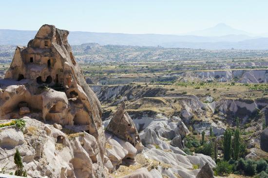 Argos in Cappadocia: valley view