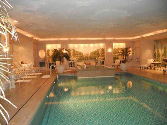 Four Seasons Hotel George V Paris: spa
