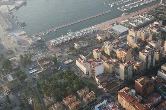 Hotel Port Azahar: Vista aérea