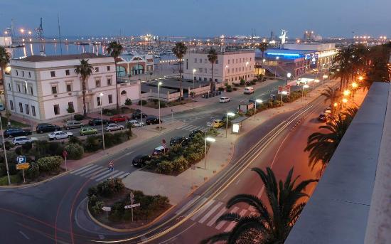 Hotel Port Azahar: Vista desde la habitación