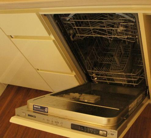 Plater 10 Residence: dishwasher