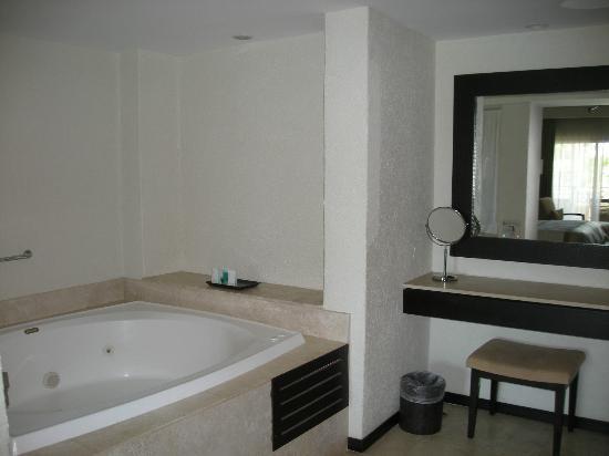 Casa Dorada Los Cabos Resort & Spa: Jacuzzi tub in master bedroom