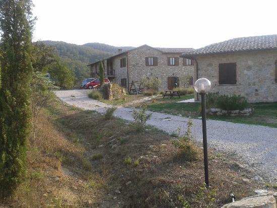 Villa Martis: Agriturismo Agriturismo