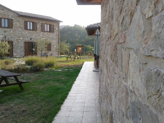 "Agriturismo ""Villa Martis"" Pian di Marte"