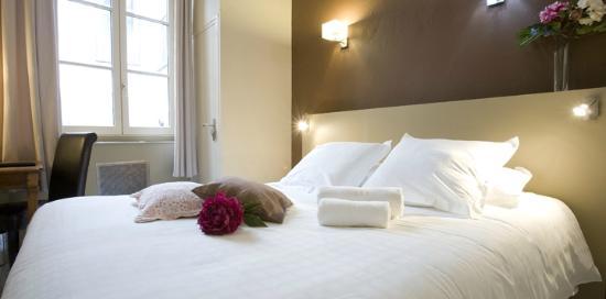 Hotel Saint-Pierre des Terreaux: Chambre supérieure