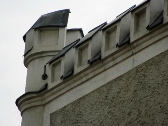 Wortner's House: detail